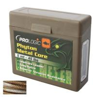 Ледкор Prologic Phyton Metal Core 5 м 35lb Lead Free (18460153)