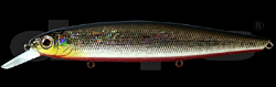 Deps BALISONG MINNOW 130SP №37 Redbelly Shiner